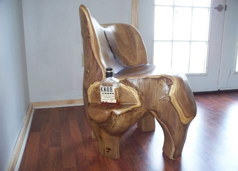 knob creek chair